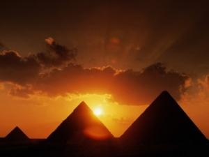 La energía de las pirámides en tu hogar.