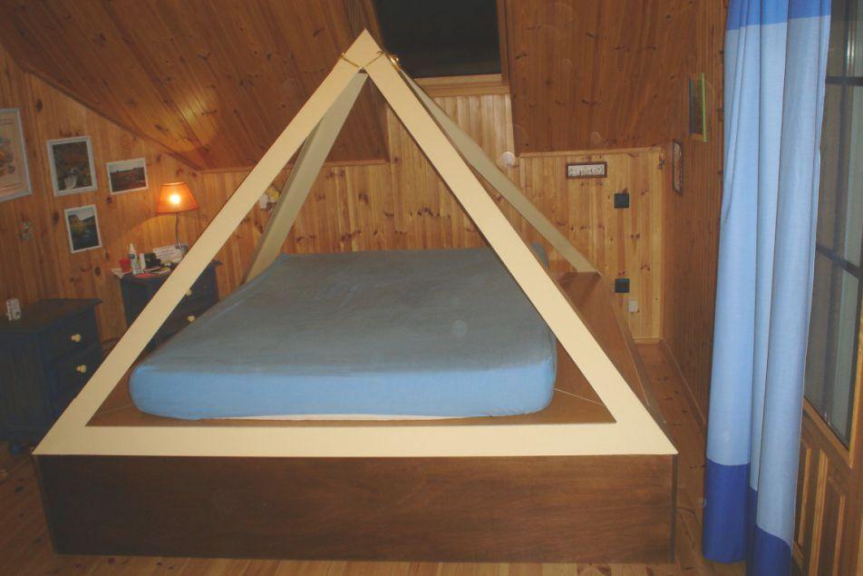 La energ a de las pir mides en tu hogar sistemasolarunido for Interior de una piramide