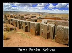 Puma punku H
